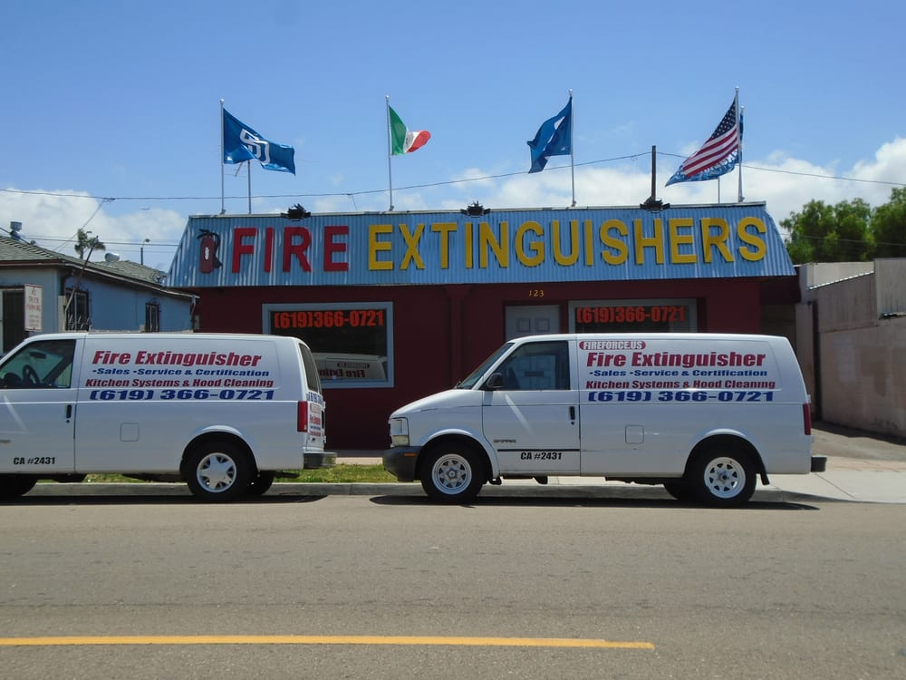 San Diego's Best 25 Fire Protection Services Companies 2019