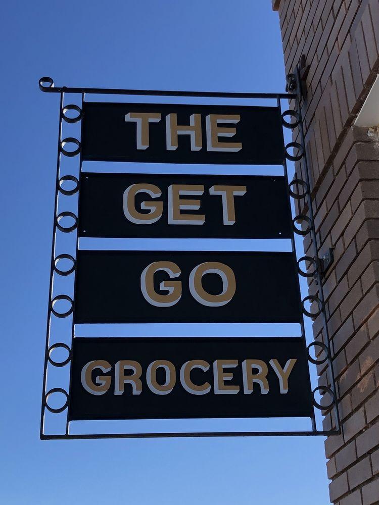 The Get Go: 208 S Dean St, Marfa, TX