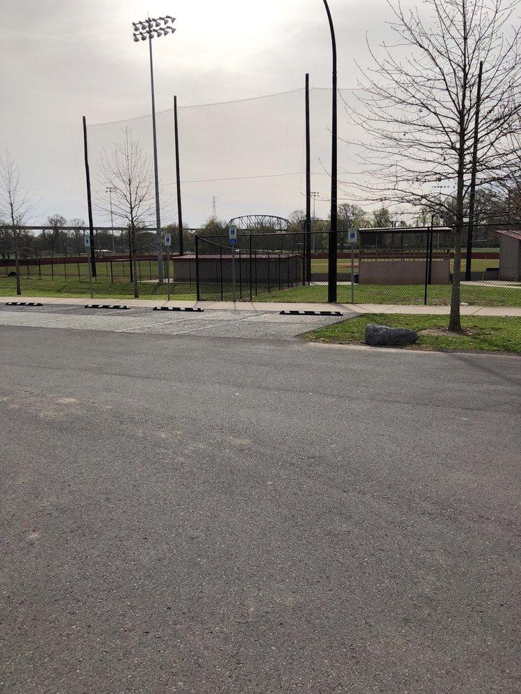 Shelby Park Baseball Field