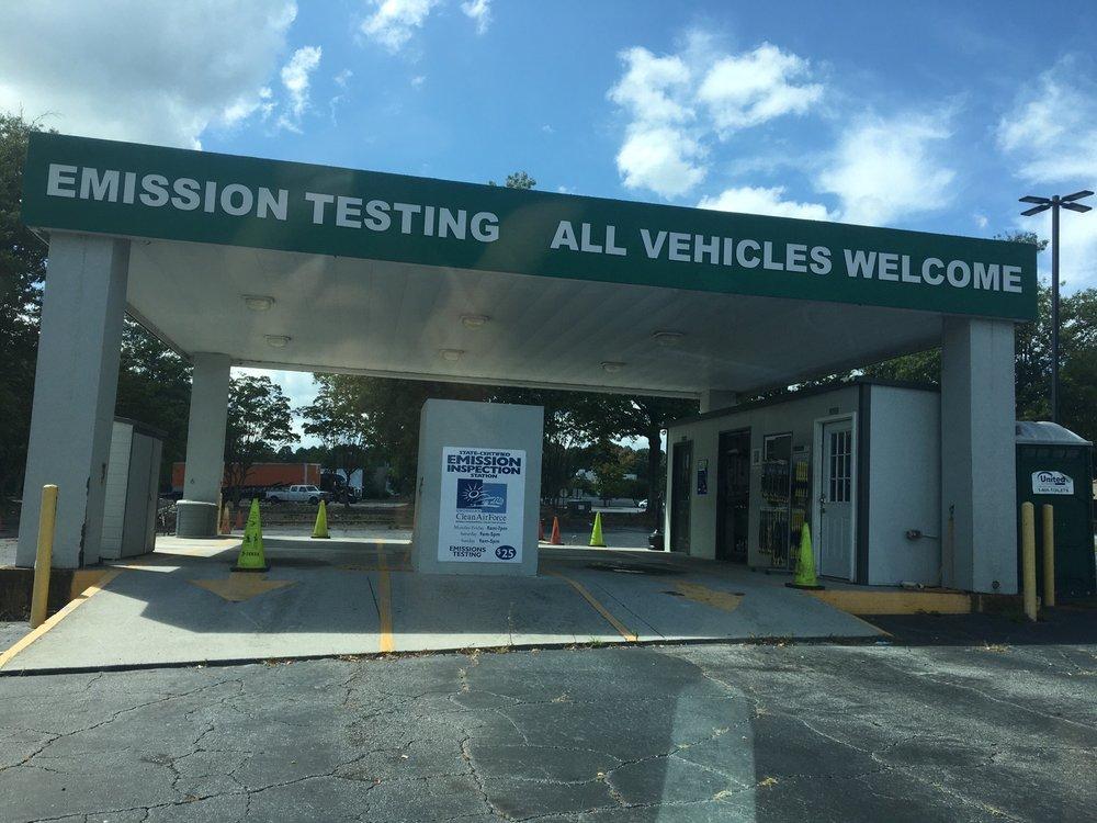 Greenbriar Emissions: 3040 Headland Dr SW, Atlanta, GA