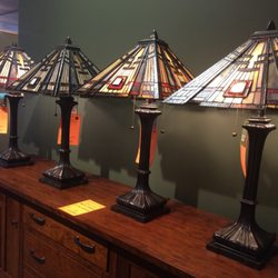 Photo Of Amish Furniture Gallery Denver Co United States Beautiful Lamps At