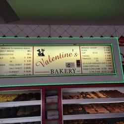 Außergewöhnlich Photo Of Valentineu0027s Bakery   El Paso, TX, United States. Menu For Bakery  ...