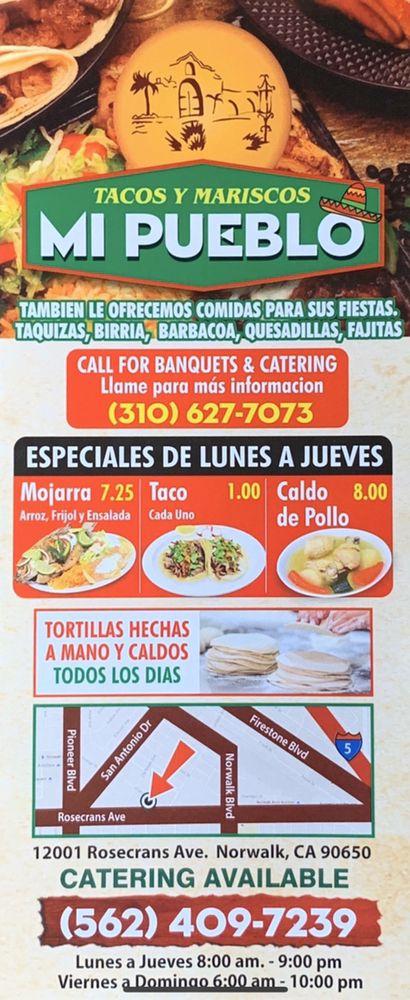 Tacos Y Mariscos Mi Pueblo