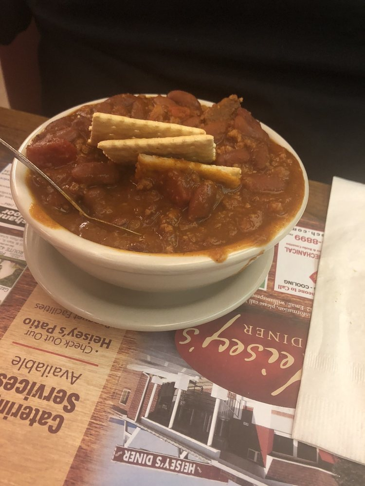 Heisey's Diner: 1740 State Rt 72 N, Lebanon, PA