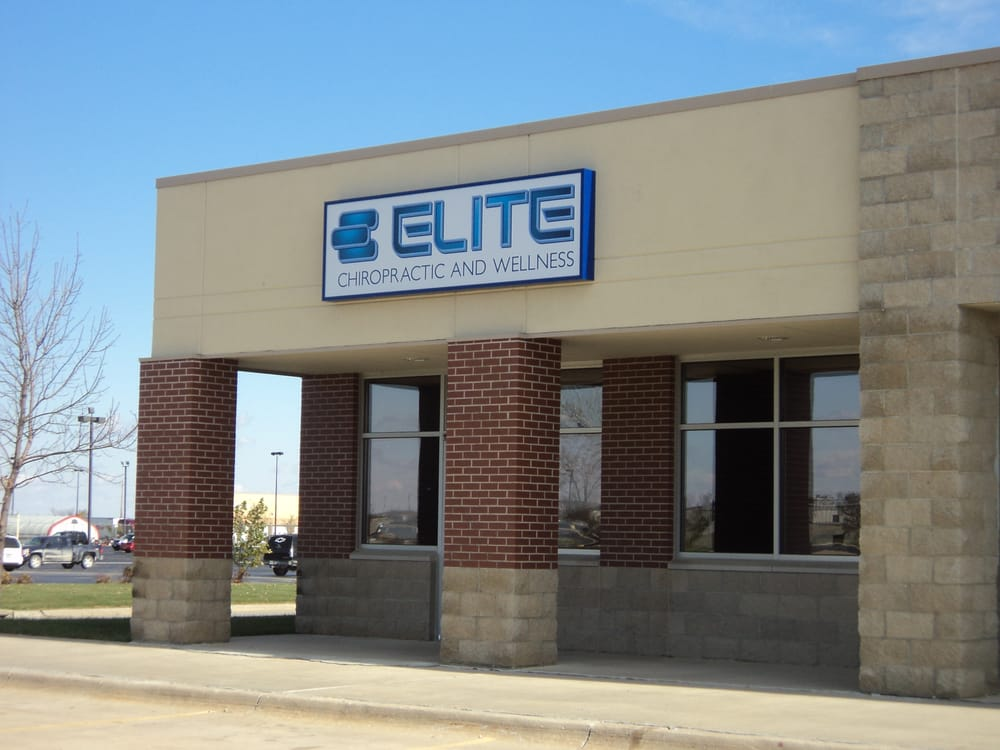 Elite Chiropractic and Wellness: 226 Brandilynn Blvd, Cedar Falls, IA