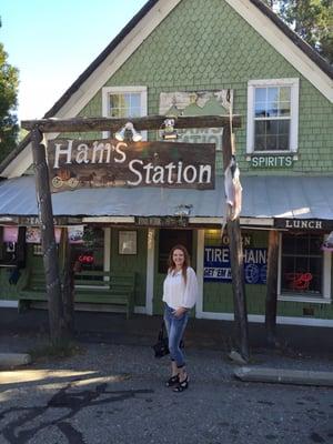 Hams station
