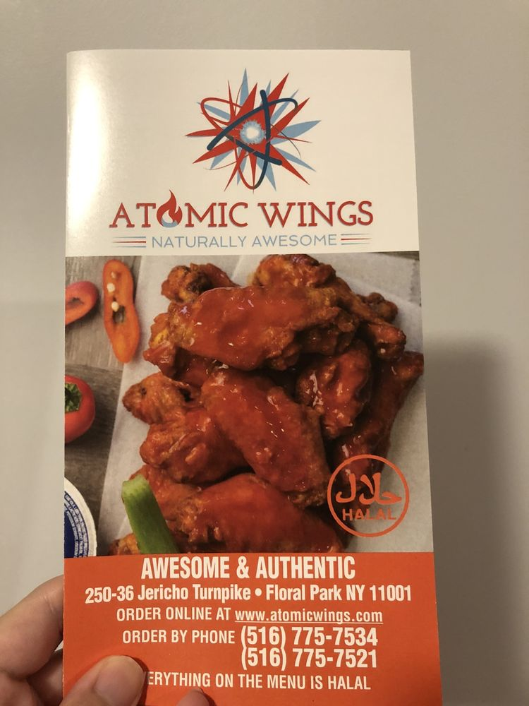 Atomic Wings: 250-36 Jericho Turnpike, Floral Park, NY