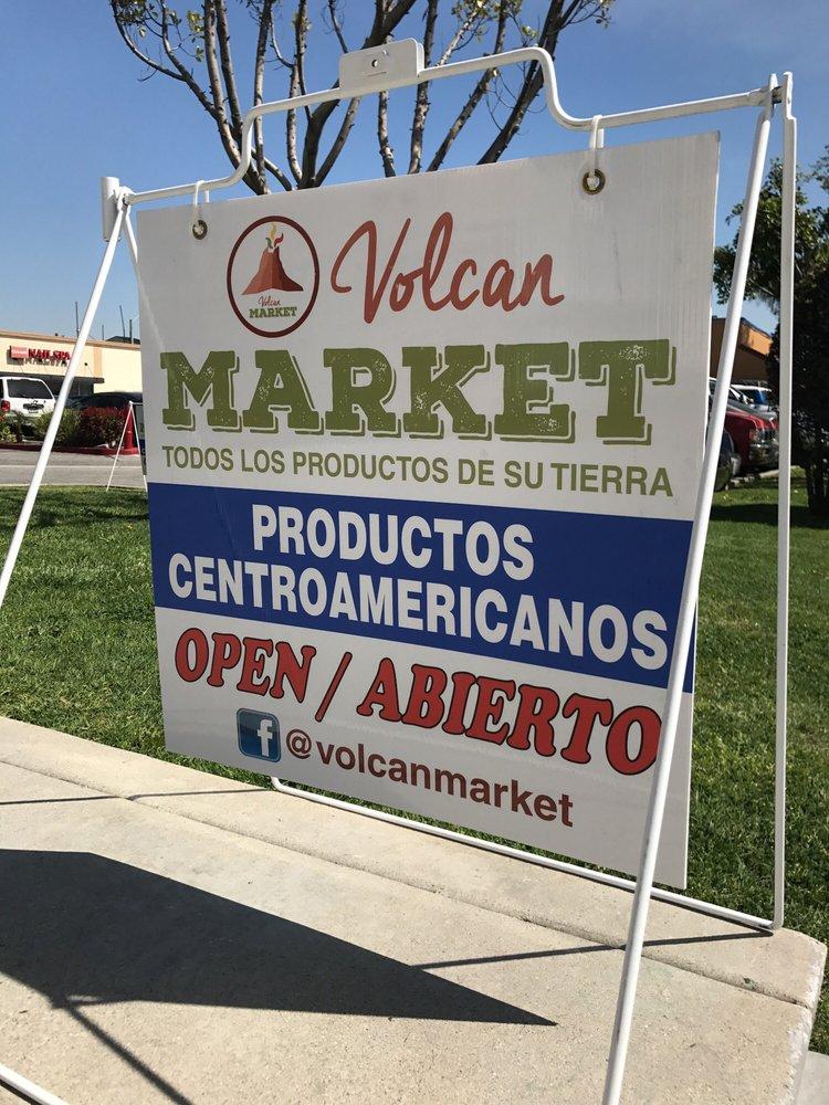 Volcan Market: 7503 Atlantic Ave, Cudahy, CA