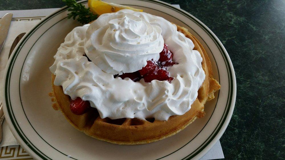 Waffle Shop: 127 W Bishop St, Bellefonte, PA