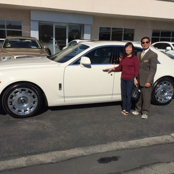 rolls royce motor cars orange county car dealers