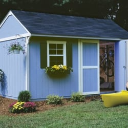 Genial Photo Of Backyard Buildings And More   Monroe, MI, United States. Storage  Sheds