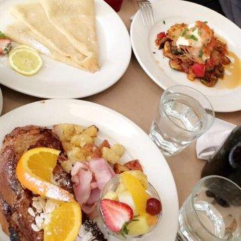 Le Grainne Cafe New York Ny