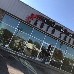 Towns Auto Sales Car Dealers 5907 Charlotte Pike Nashville Tn