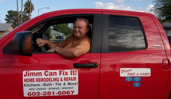 Jimm can fix it handyman 3941 w monte cristo ave for Family handyman phone number