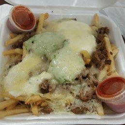 Photo Of El Patio   Woodland, CA, United States. Carne Asada Fries