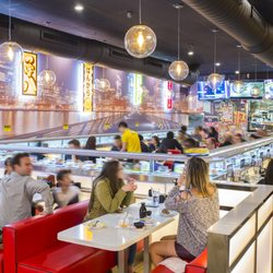 Photo Of Sushi Rotary Bar Chicago Il United States