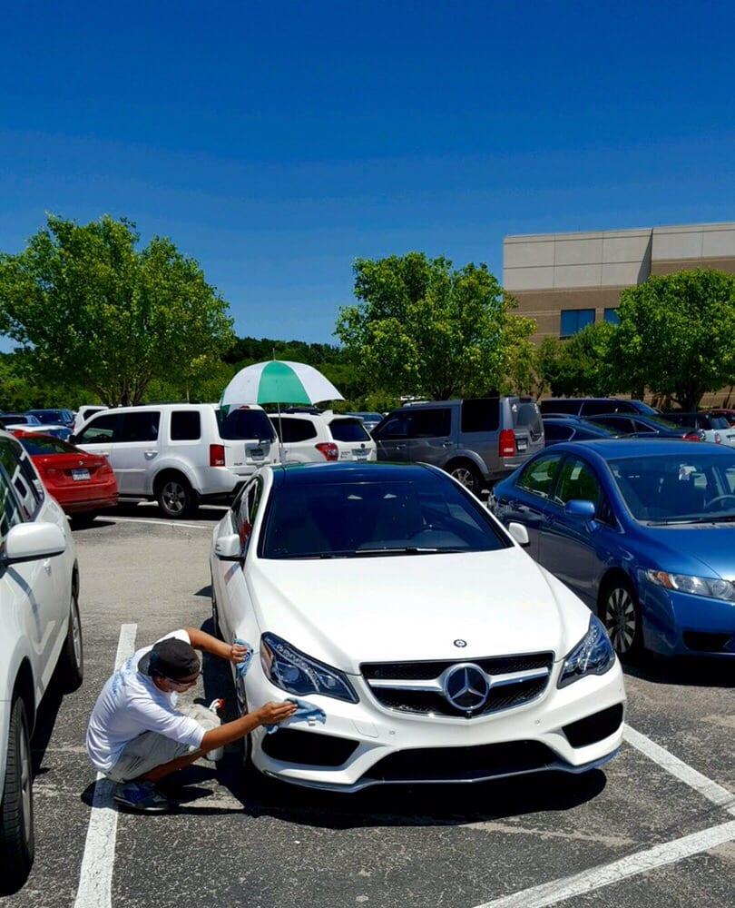 Car Wash Austin Hwy