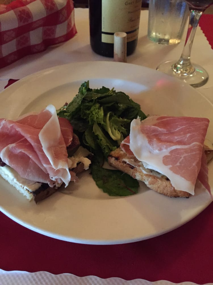 Fig And Prosciutto Wow Yelp