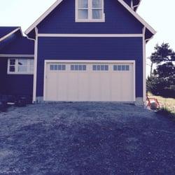 Amazing Photo Of Coast Garage Door   Seaside, OR, United States. Finished Door