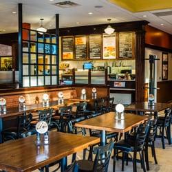 Corner Bakery Cafe Lemon Bar