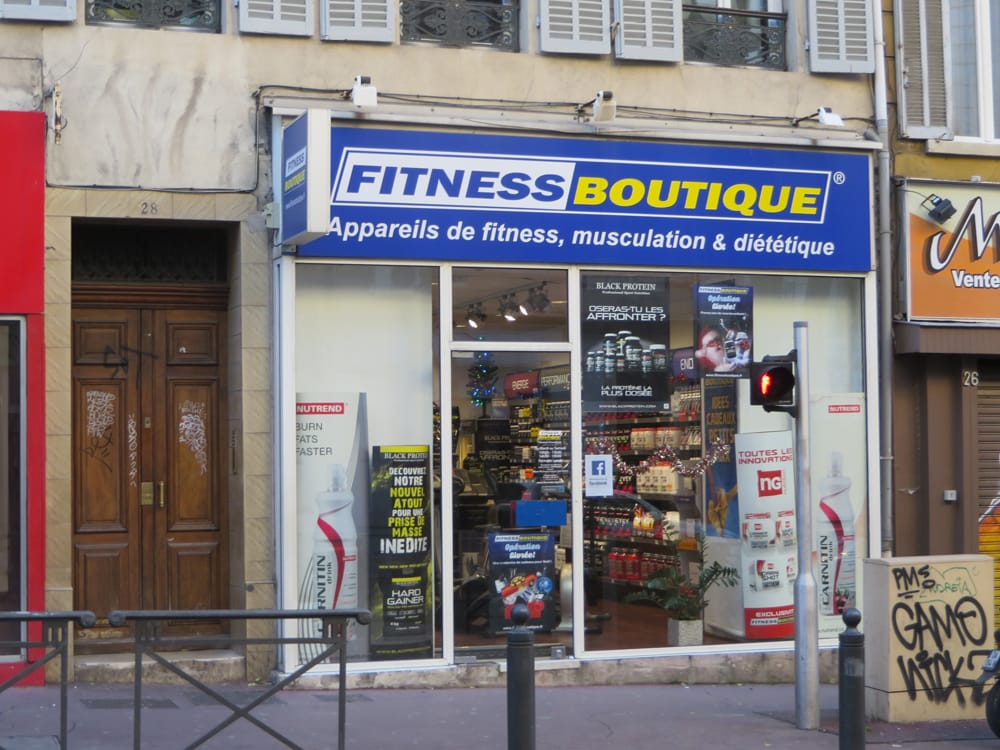 fitnessboutique marseille