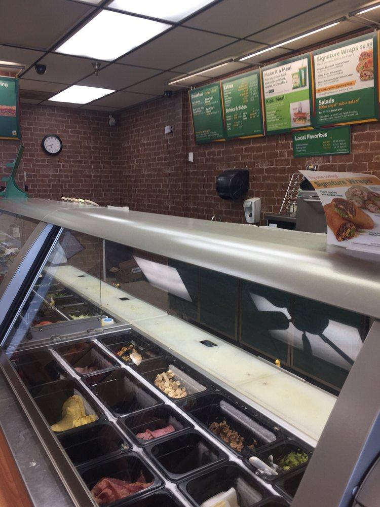 Subway: 1020 Beards Hill Rd, Aberdeen, MD