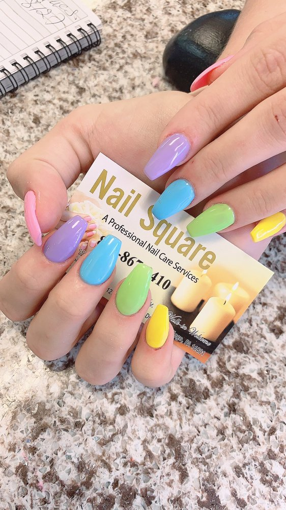 Nail Square: 127 Rolling Ridge Dr, State College, PA