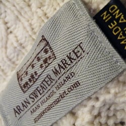 Aran Sweater Market Souvenir Shops Kilronan Aran Islands Co