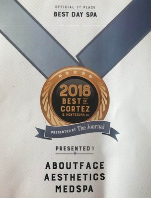 AboutFace Aesthetics 10964 Road 26 Ste 202 Cortez, CO Skin