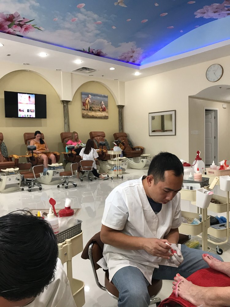 JV Healthy Nails and Spa: 15500 W Hwy71, Bee Cave, TX