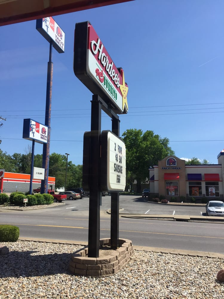 Benton Il Fast Food