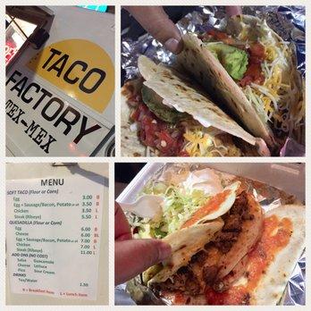 Taco Factory 10 Photos Tex Mex Austin Tx Restaurant Reviews