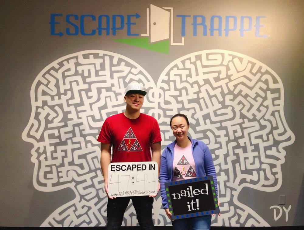 Escape Trappe: 130 W Main St, Trappe, PA