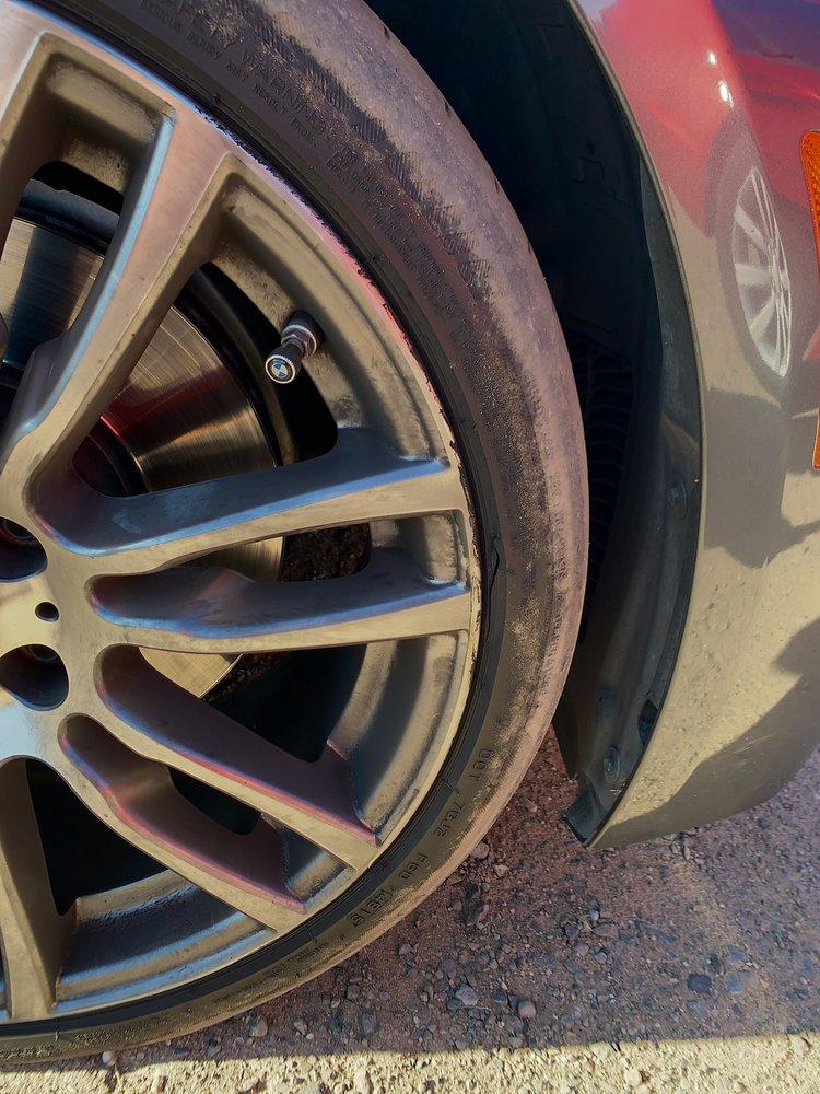 Ramon's Tire & Auto Service: 261 Oller St, Mendota, CA