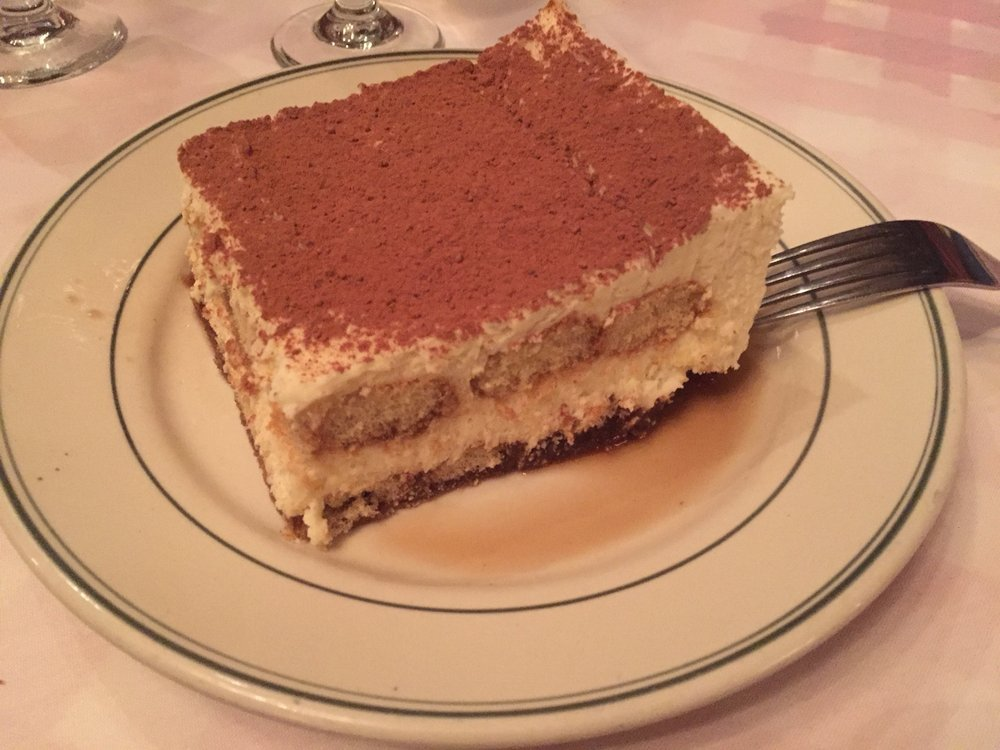 Tiramisu Yes Please Yelp