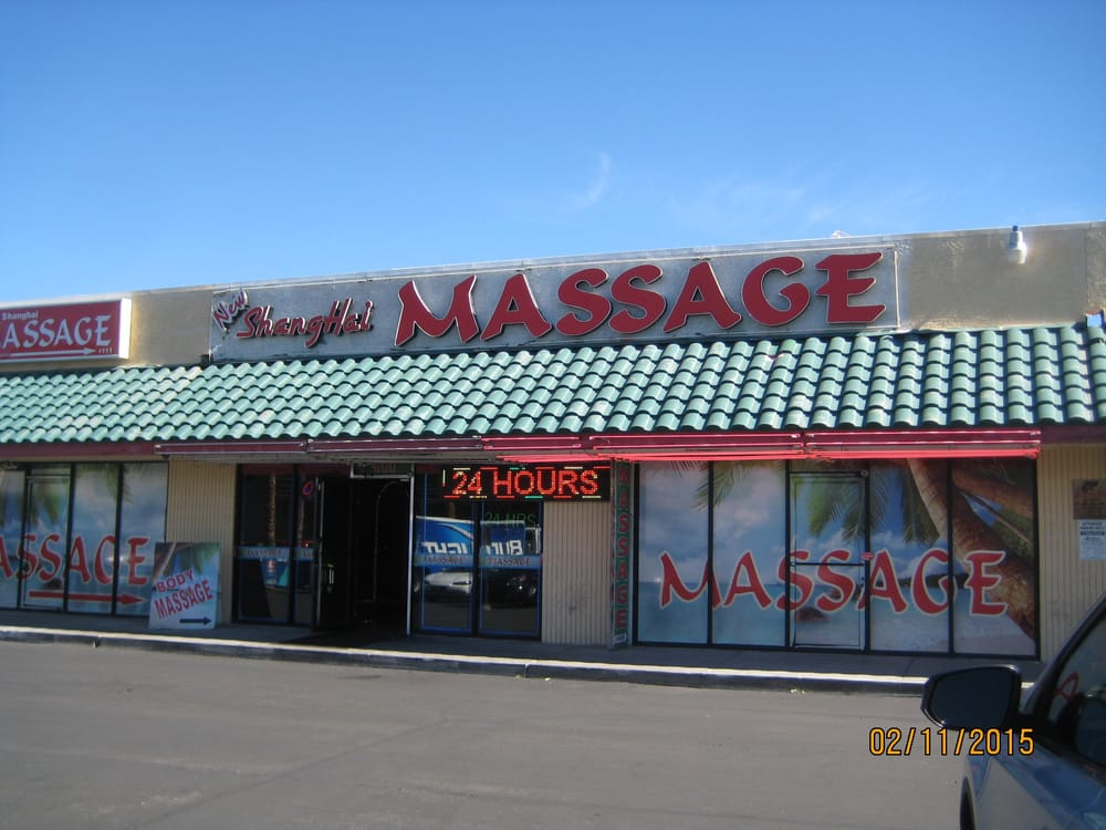 Chinatown massage las vegas