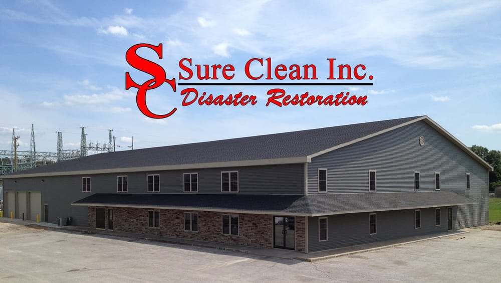 Sure Clean: 2805 Fulton Glass Rd, Vincennes, IN