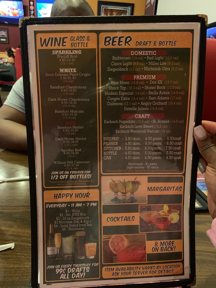 BreWingZ Restaurant and Bar - Order Food Online - 143 Photos & 150