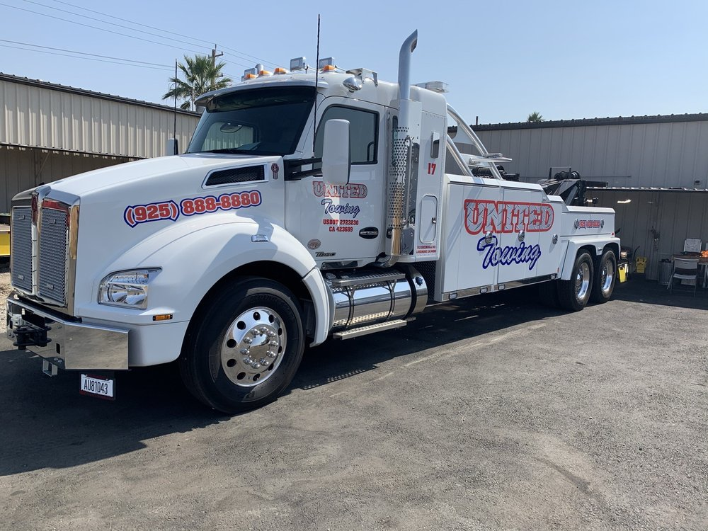 Towing business in Livermore, CA