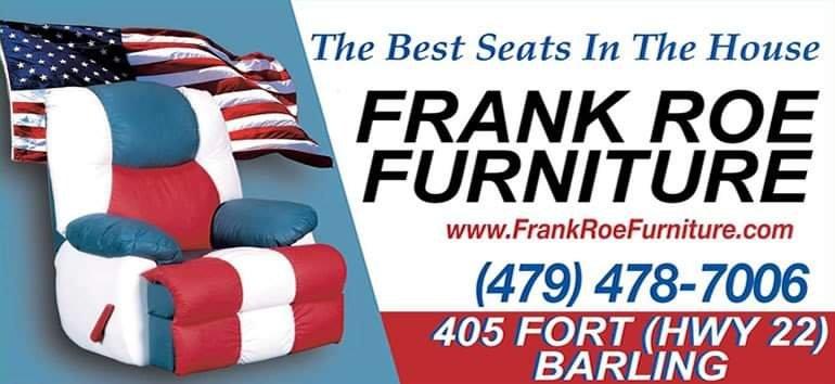 Frank Roe Furniture: 405 Fort St, Barling, AR