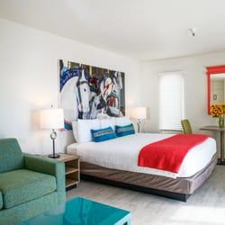 Photo Of Carousel Beach Inn Santa Cruz Ca United States King Spa