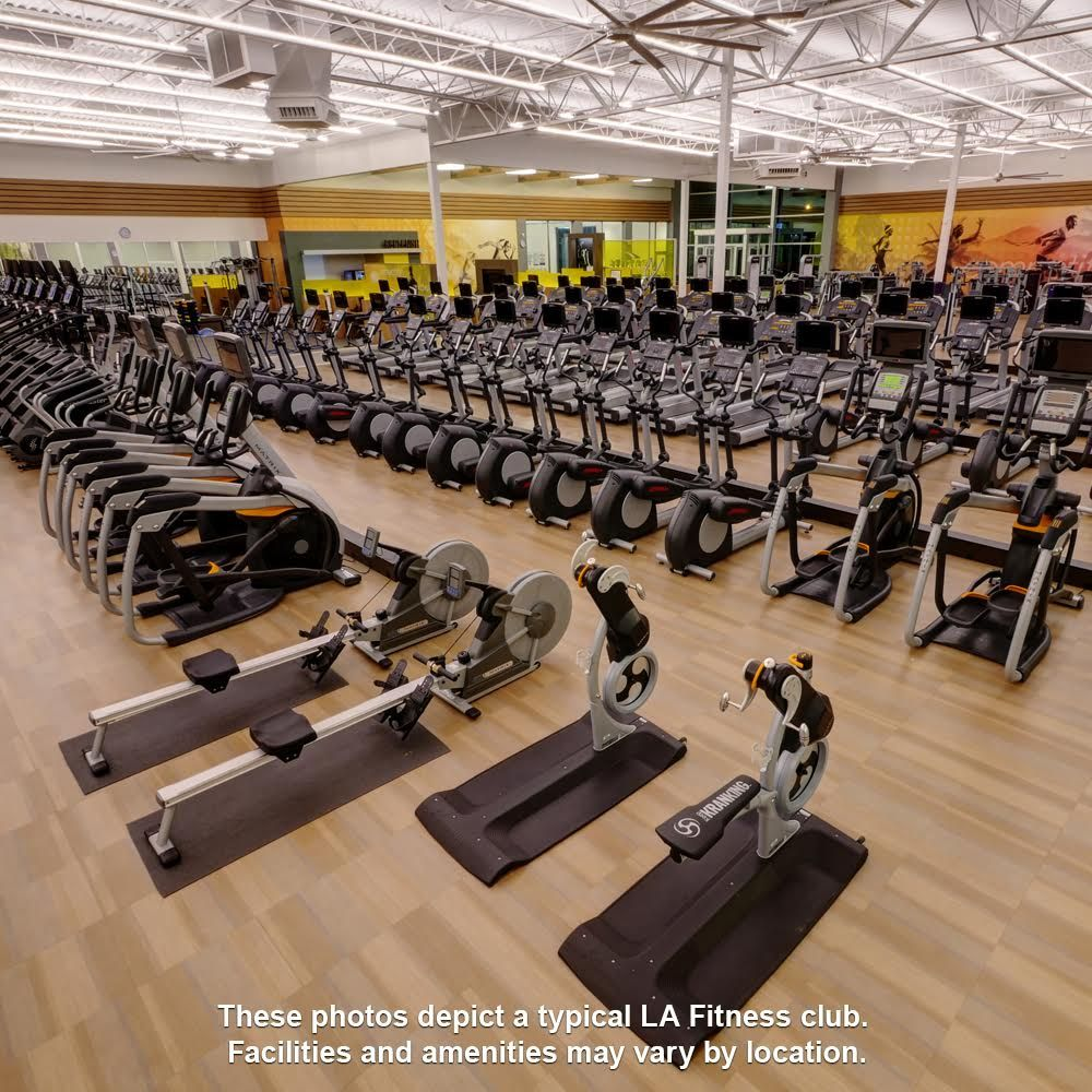 Photos For La Fitness Yelp