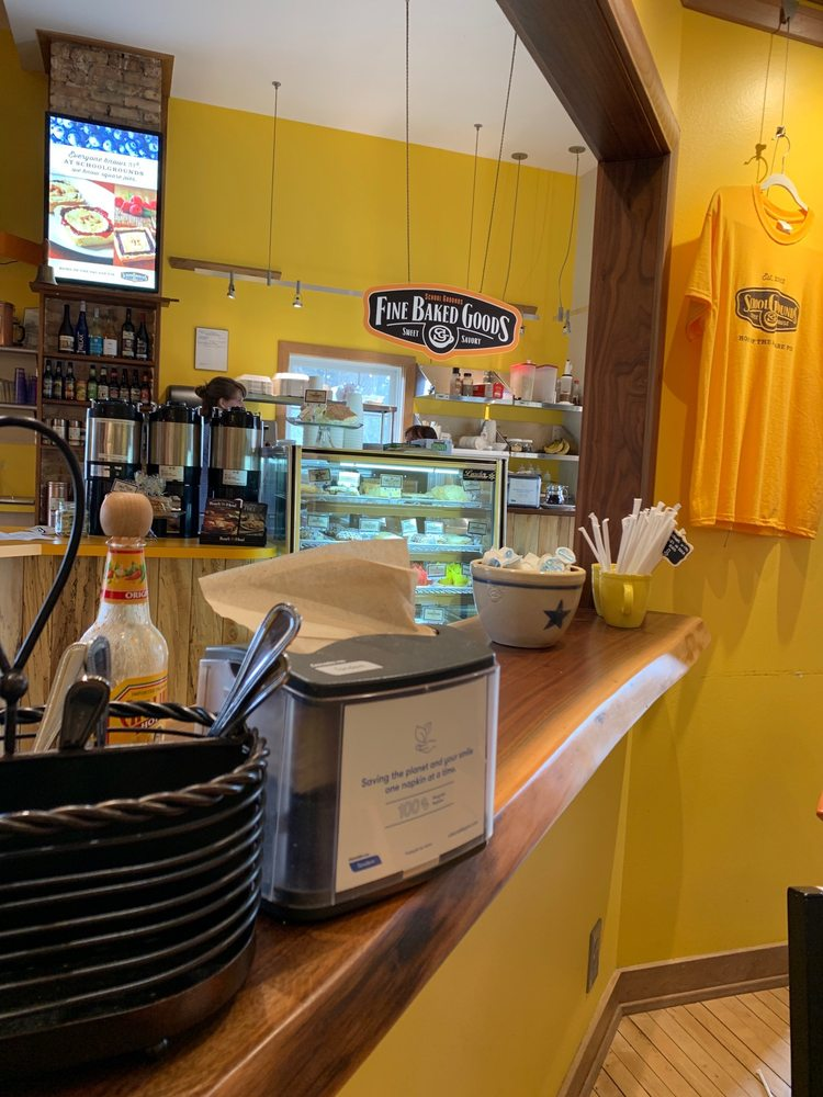 School Grounds Cafe: 4691 County Rd N, Cottage Grove, WI