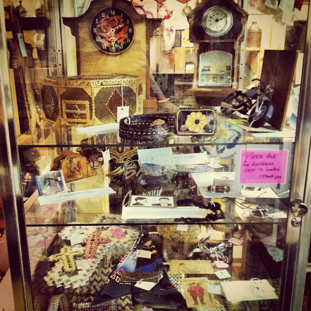 Clock Tower Antiques: 305 Main St, Canon City, CO