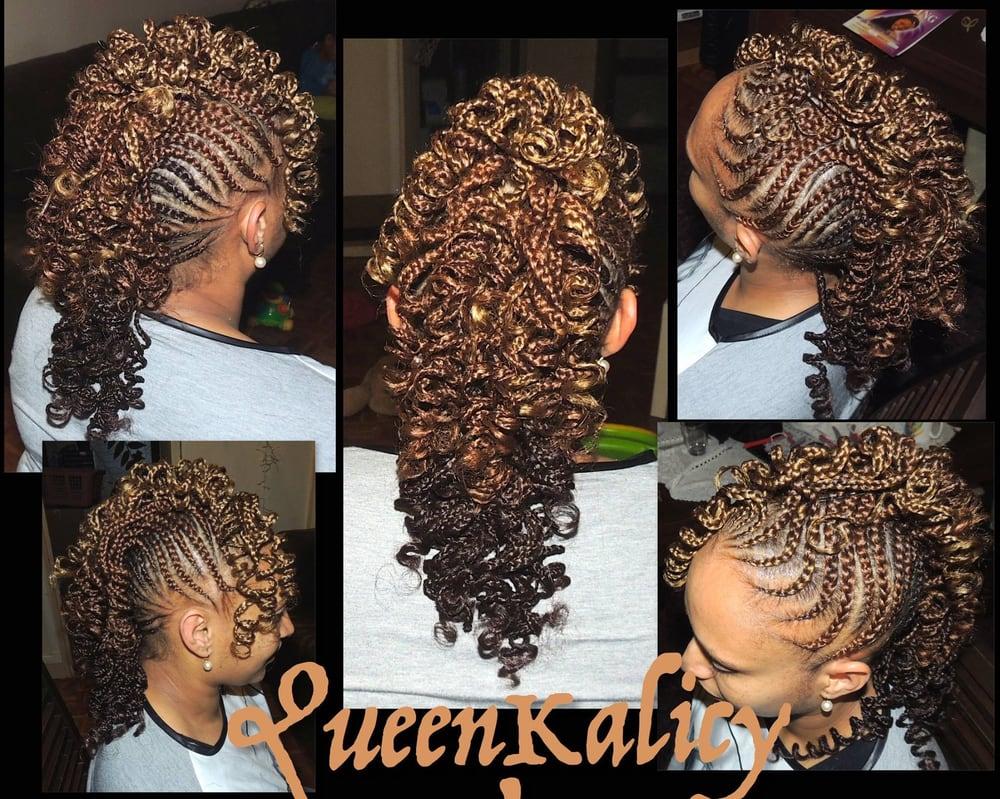 Hair Braids Styles Near Me: Photos For Kinte Braiding Salon