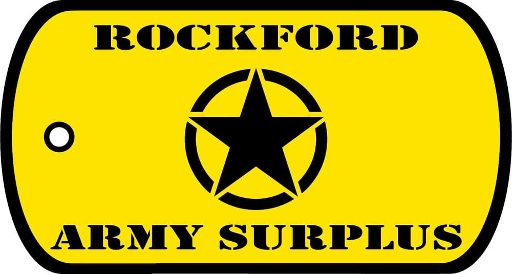 Rockford Army Surplus Military Surplus 2305 Charles St Rockford
