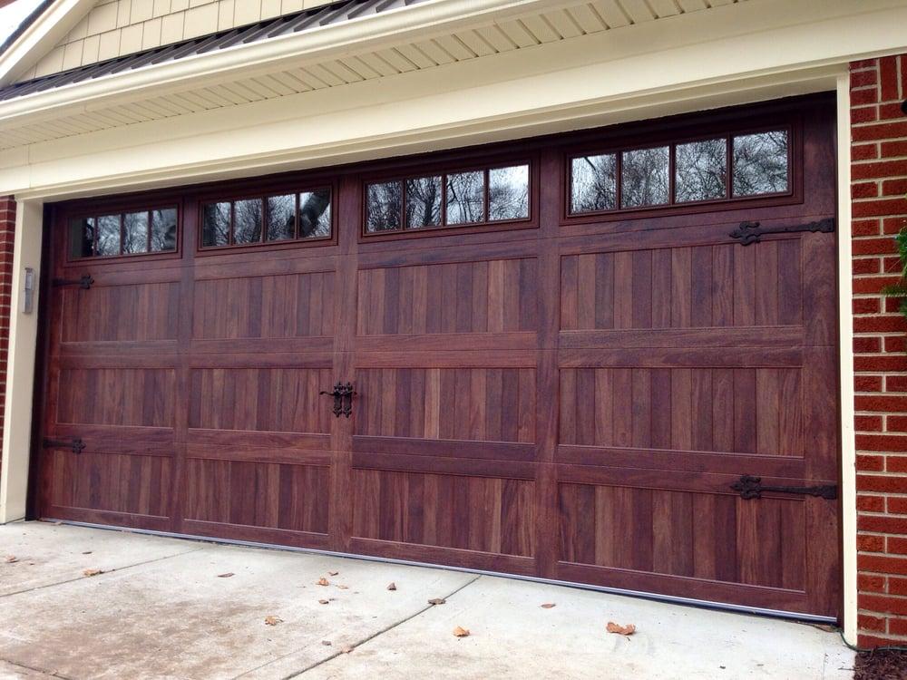 16 39 x 7 39 c h i garage door model 5983 accent color for Plymouth garage doors