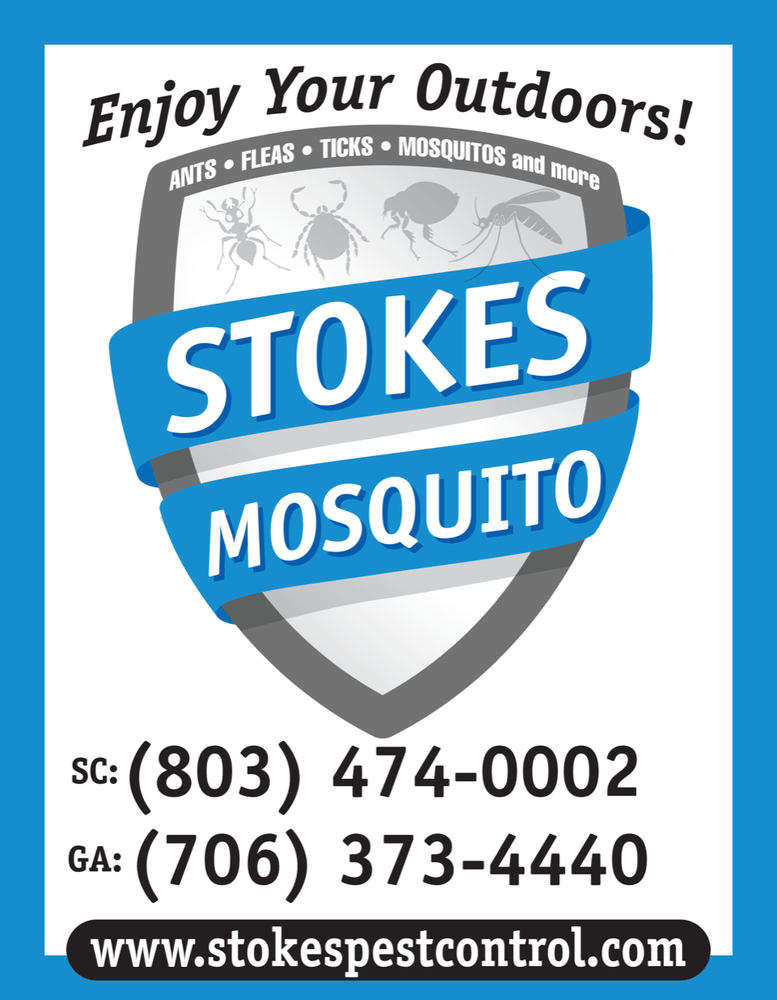 Stokes Pest Control: 580 Old Sudlow Lake Rd, North Augusta, SC