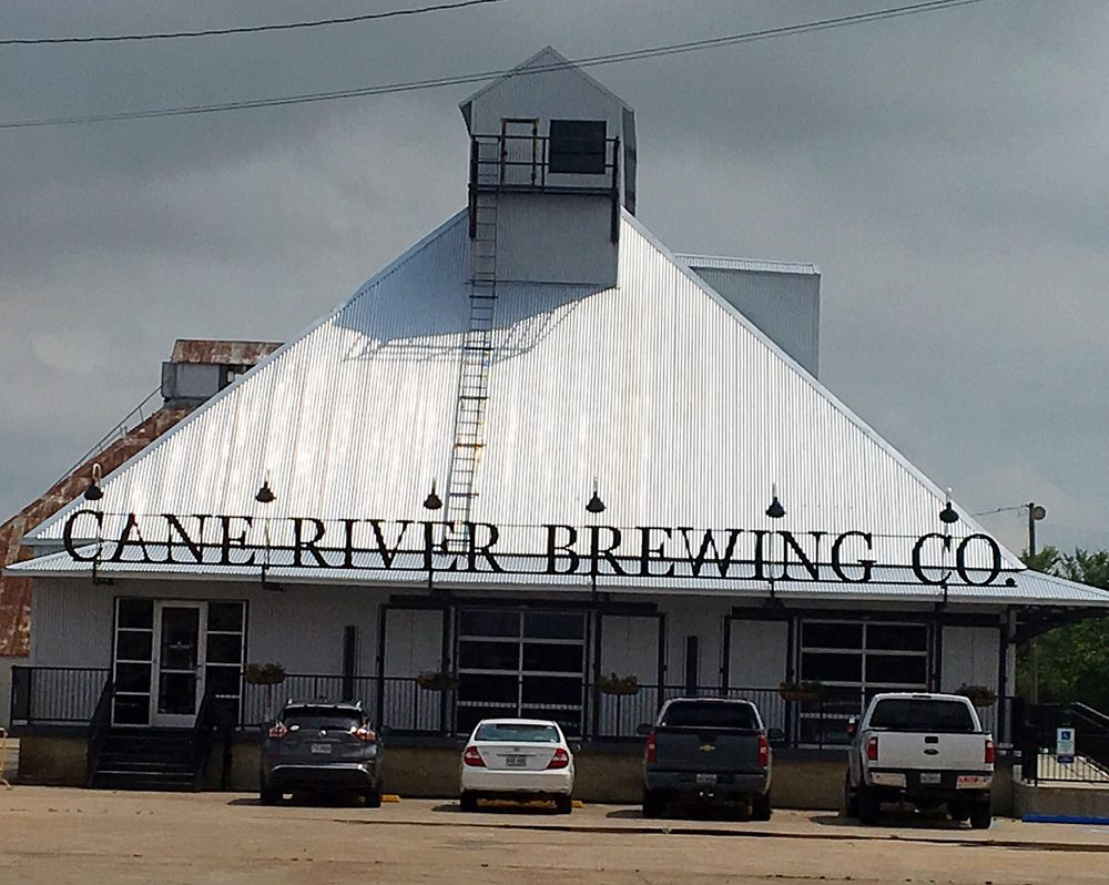 Food from Cane River Brewing Co.