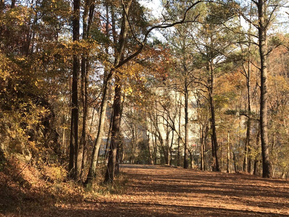 Cooper's Furnace Park: 1075 Old River Rd SE, Cartersville, GA